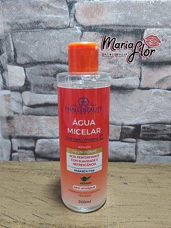 Água Micelar com Nano Vitamina C – Phallebeauty