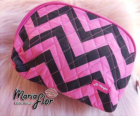 Necesser Rosa Pink charmosa Le vangee