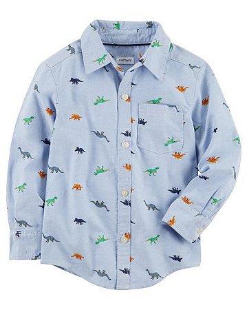 66f591d450420 Camisa Dinossauro Carter s - Roupas de bebê e criança importadas ...