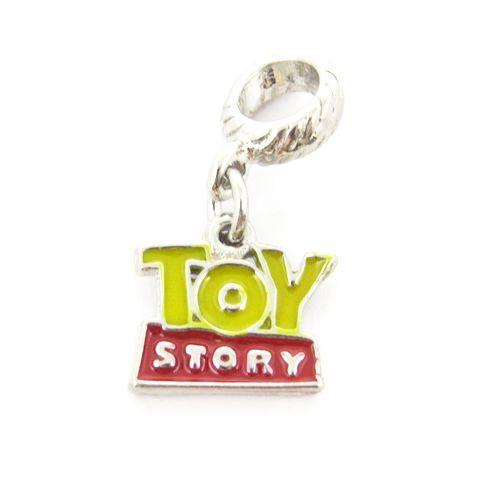 Berloque pingente toy story de resina