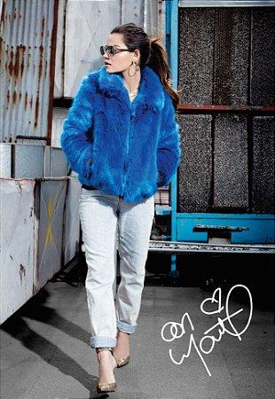 Maite Perroni - Poster Oficial - Autografado