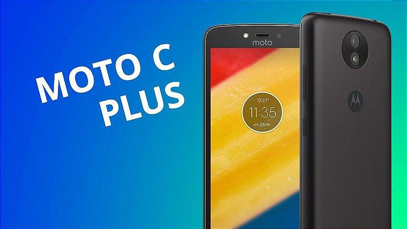 Smartphone Moto C Plus