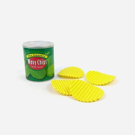 Porta Copos Batata Chips