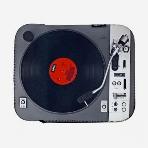 Capa para Tablet Toca Disco LP
