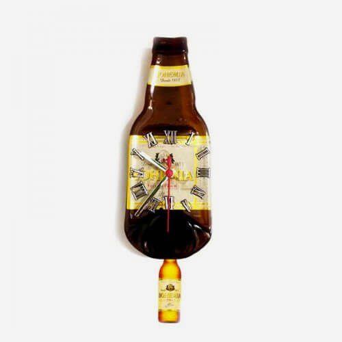 Relógio de Parede Bohemia com Pendulo