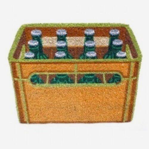 Capacho Engradado de Cerveja