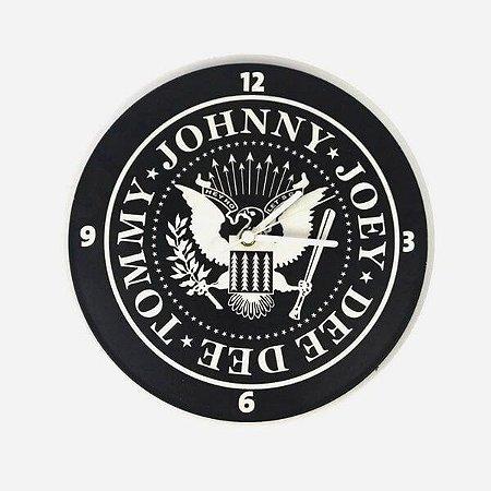 Relógio de Parede Ramones