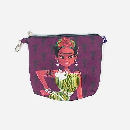 Necessaire Frida Kahlo Pequena