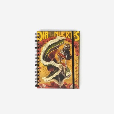 Caderno Dia de los Muertos