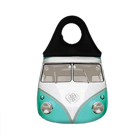 Lixeira para Carro Kombi Verde