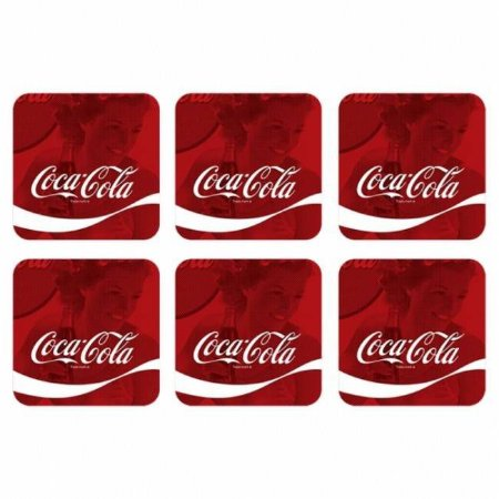 Porta Copos Coca Cola Girl