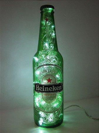 Luminária Heineken