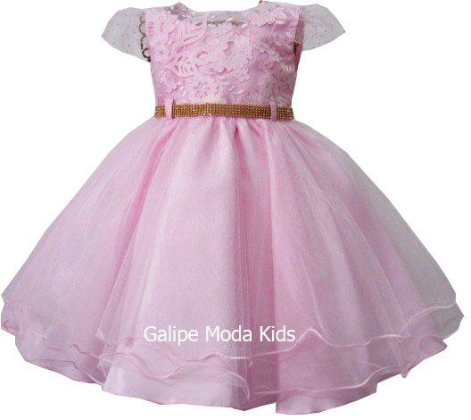 62e4798e8f7 Vestido infantil rosa princesas vestido barbie vestido gata marie ...