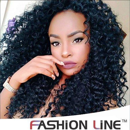 Cabelo Orgânico Afro Cacheado - Princesa