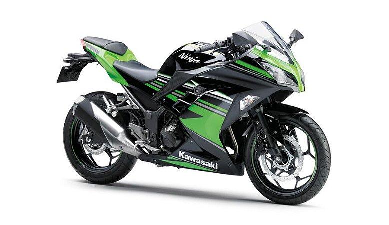 Kit Carenagem Completa Kawasaki Ninja 300 (todos os anos)