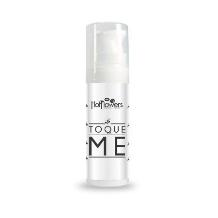 Toque Me Gel Hidratante em Silicone para Massagem 16g Hot Flowers