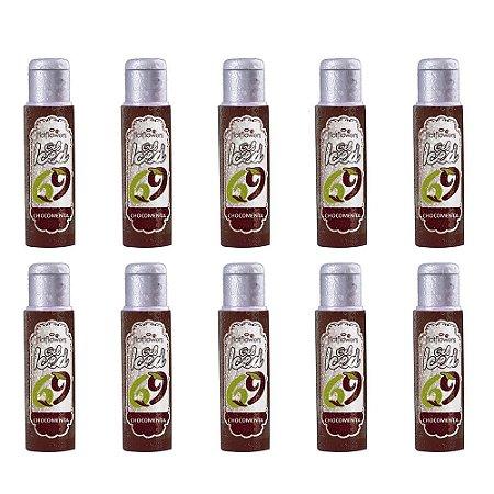 Gel Aromatizante ICED Chocomenta 35ml - Embalagem c/ 10 unid.