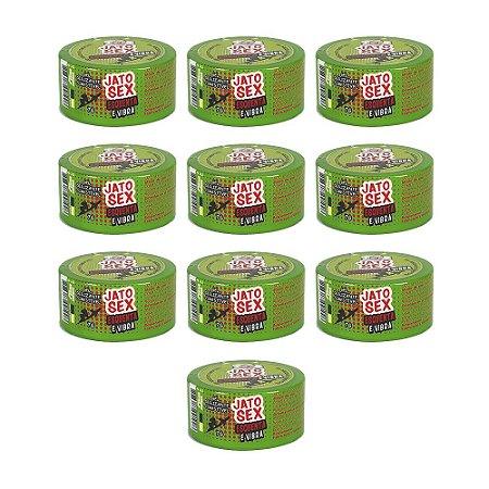 Kit Gel Comestível Jato Sex Esquenta e Vibra 7g - Emb. c/10 und. Pepper Blend