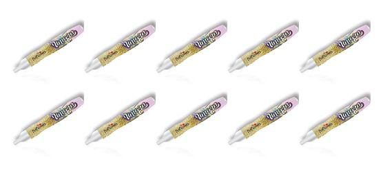 Hot Pen Unicorn Churros 35G  - Kit c/10 Und Hot Flowers