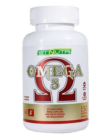 Omega 3 com alto teor de Vitamina E – Vitnutri