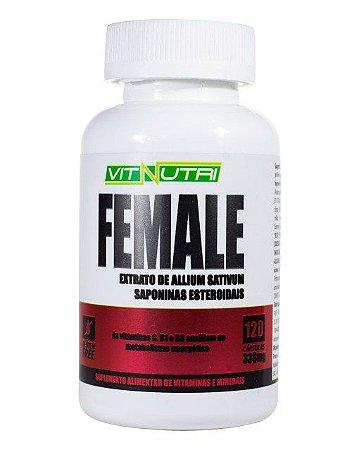 Female – Suplemento Vitamínico Mineral para Mulher Vitnutri