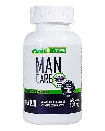 Man Care – Nutrição Capilar Masculina – Vitnutri