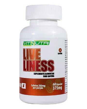 LiveLiness – Suplemento de Cafeína para Atletas Vitnutri