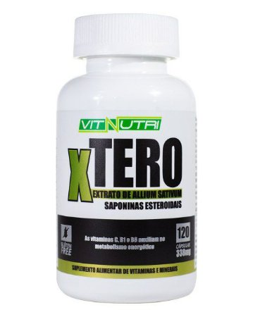 Xtero – Suplemento Vitamínico Mineral para Homem