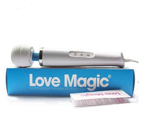 MASSAGEADOR LOVE MAGIC
