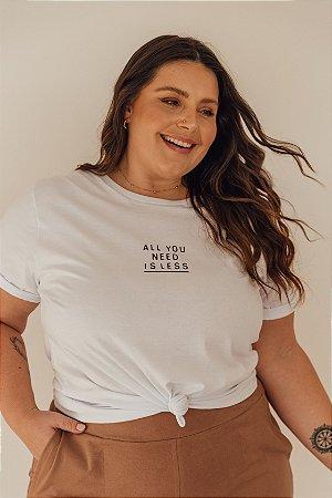 T-shirt Estampada Gil