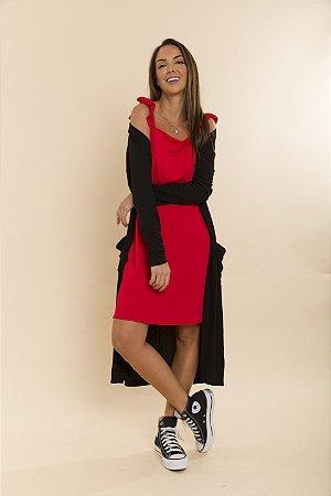 Vestido Noah Vermelho