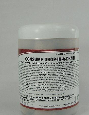 Consume Drop in a Drain:Tratamento Biológico de Fossa