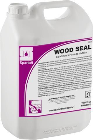 Wood Seal: Selador Para Piso de Madeira