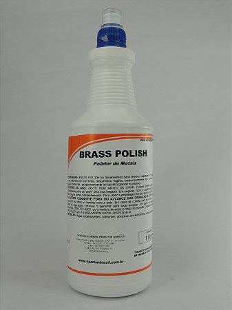 Brass Polish: Polidor de Metais