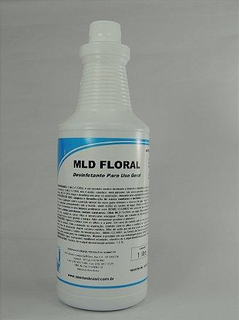 MLD Floral: Limpador Desinfetante de Uso Geral