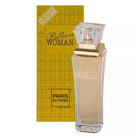 e5d577460 Billion Woman Paris Elysees - Perfume Feminino - Nolasco Perfumaria®