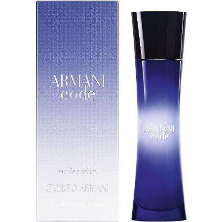 77d48fb64cb Perfume Armani Code Femme Giorgio Armani Eau de Parfum 50 ml