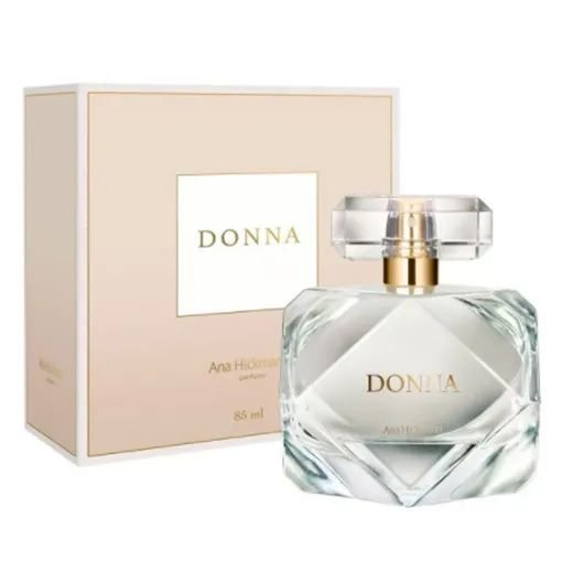 5cdfc97e697 Donna Ana Hickmann Perfume Feminino - Deo Colônia - 85ml - Nolasco ...