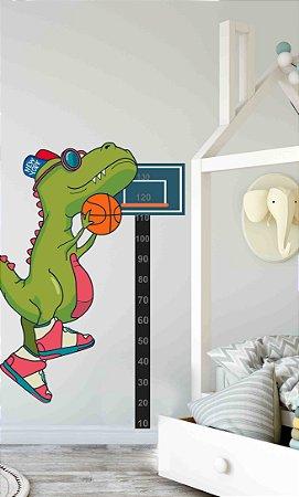 Régua de Crescimento-Dinossauro