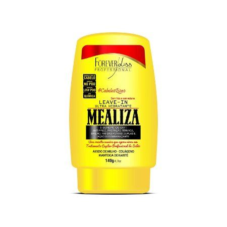 Leave-in Ultra Hidratante Mealiza 140 m - FOREVER LISS