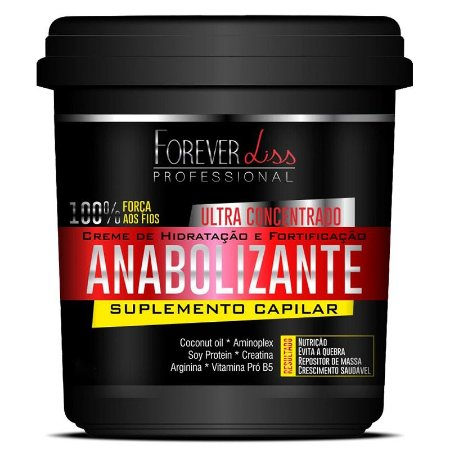 Forever Liss Anabolizante Capilar 950gr