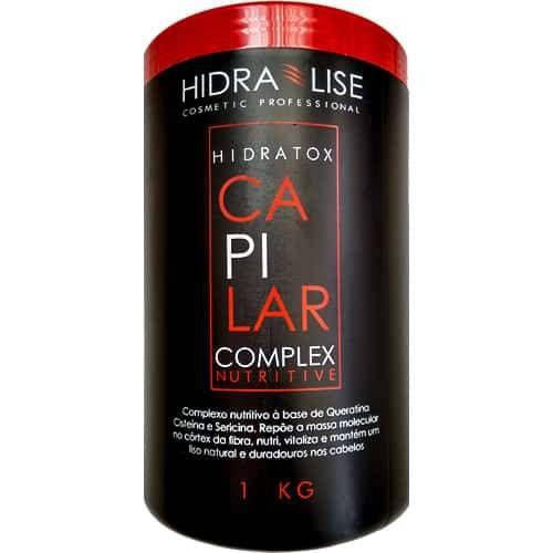 HIDRA LISE Hidratox Capilar Complex Nutritive 1kg