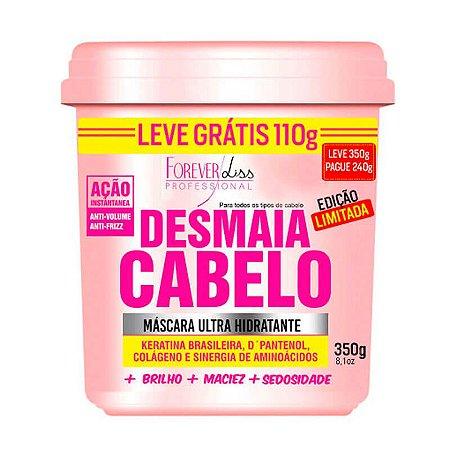Desmaia Cabelo Forever Liss Máscara Ultra Hidratante 350gr