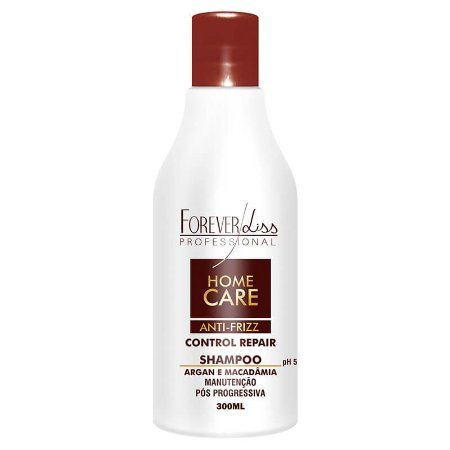Forever Liss Home Care Shampoo Manutenção Pós Progressiva - 300ml