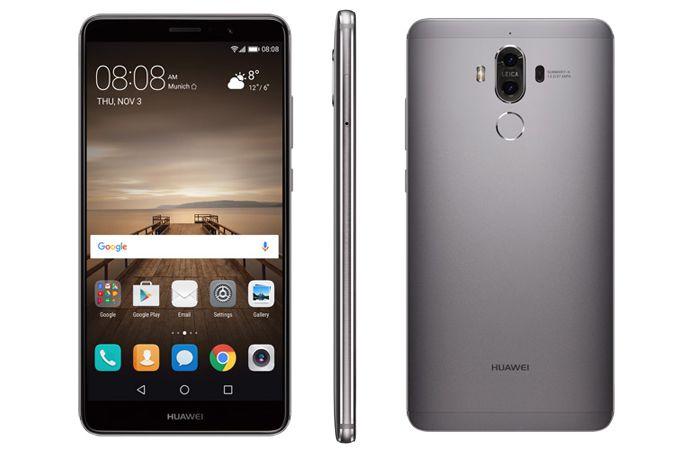 Smartphone Huawei Mate 9 Lte 5.9 64gb Câm. 20mp/8