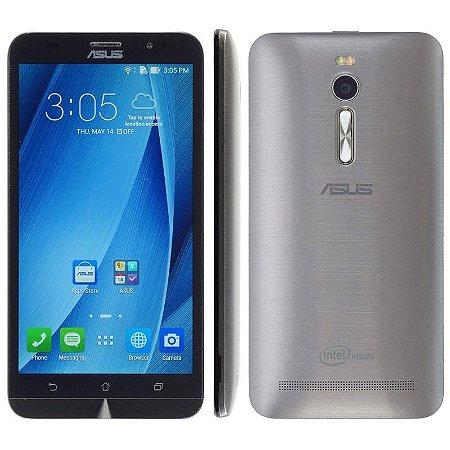 Asus Zenfone 2 Ze551ml 64gb Dual Prata