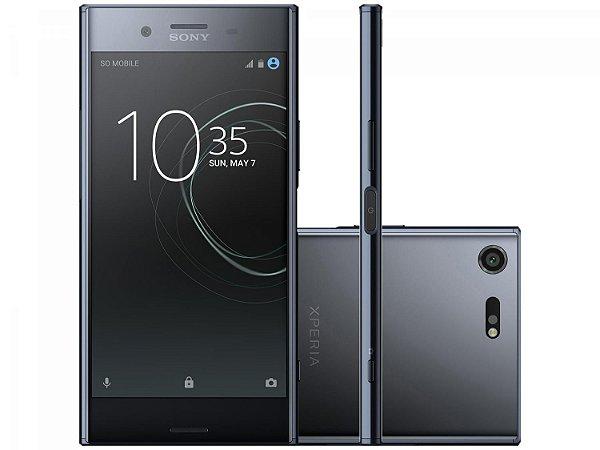 Smartphone Sony Xperia Xz Premium 64gb G8142 Dual - Preto