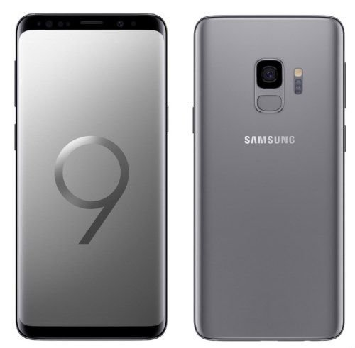 Smartphone Samsung Galaxy S9 64Gb Dual chip Tela 5.8 - Cinza