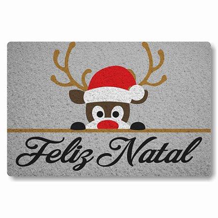 Tapete Capacho Feliz Natal V