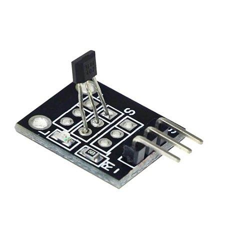 Módulo sensor de efeito Hall